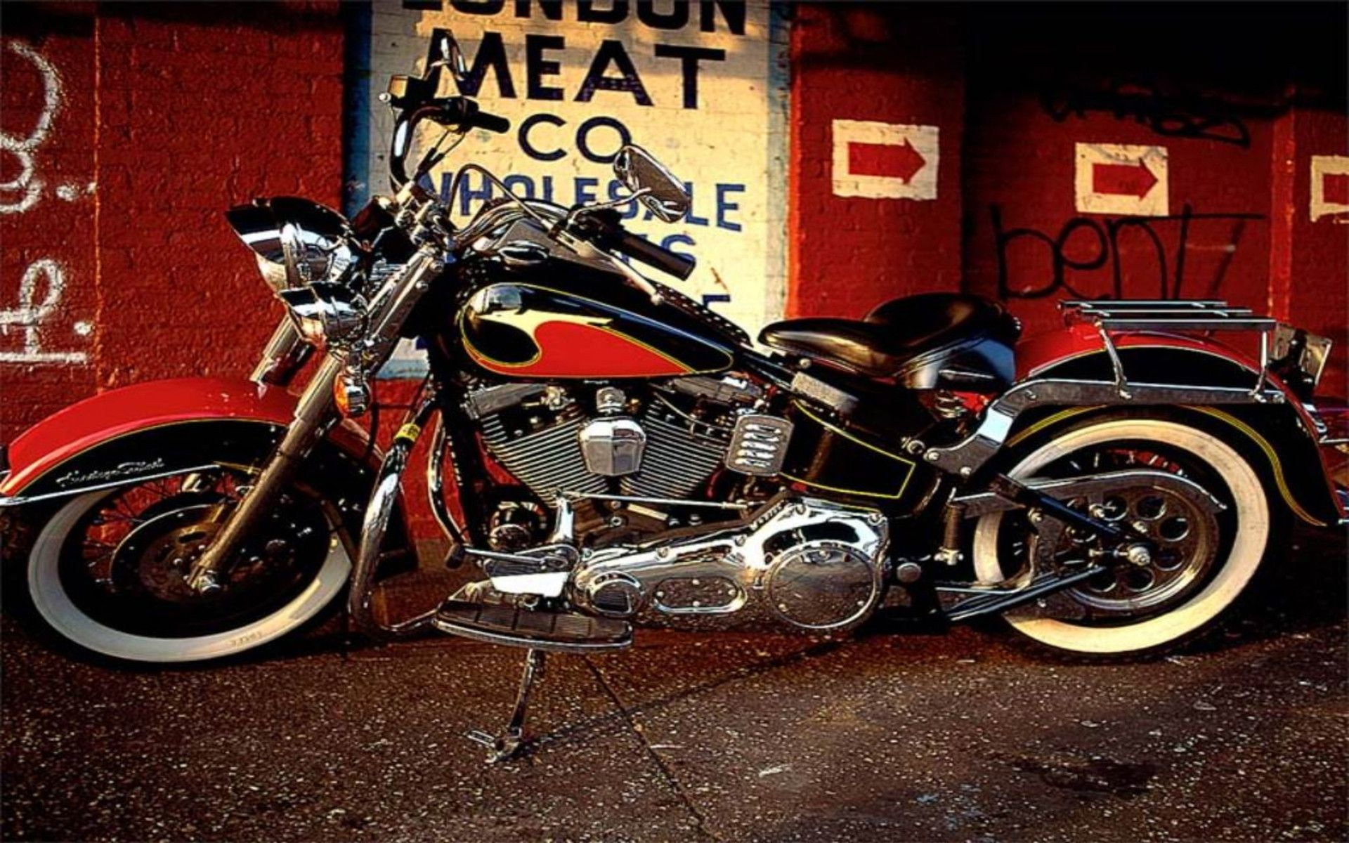 Harley Davidson Wallpapers Hd Background Images Photos Pictures Yl Computing